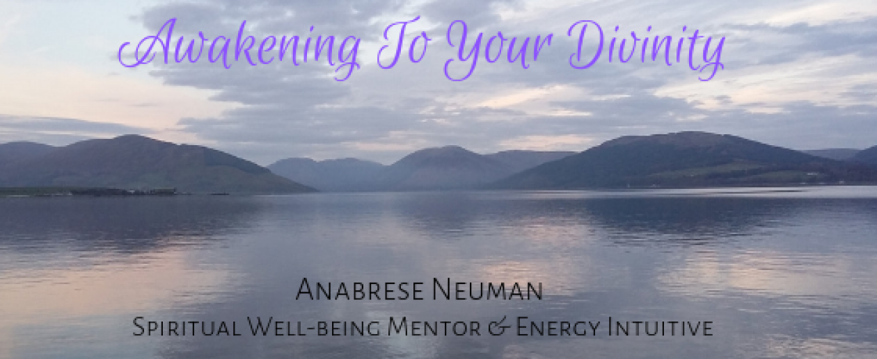 Anabrese Neuman – Spiritual Well-being Mentor/Author & Intuitive Guide